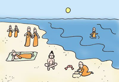 Hvor Gammel Er Buddhismen